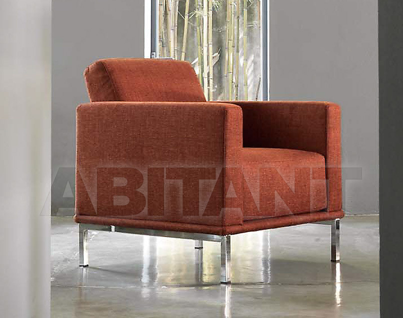 Купить Кресло Biba Salotti srl Italian Design Evolution gaio Poltrona