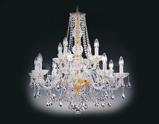 Купить Люстра Voltolina Classic Light srl Cristallo Serenade 8+4L