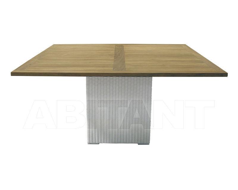 Стол для террасы Sentosa Il Giardino di Legno Woven Collection 4418