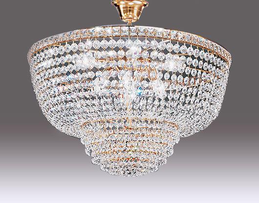 Купить Люстра Voltolina Classic Light srl Classico Settat Susp. 50