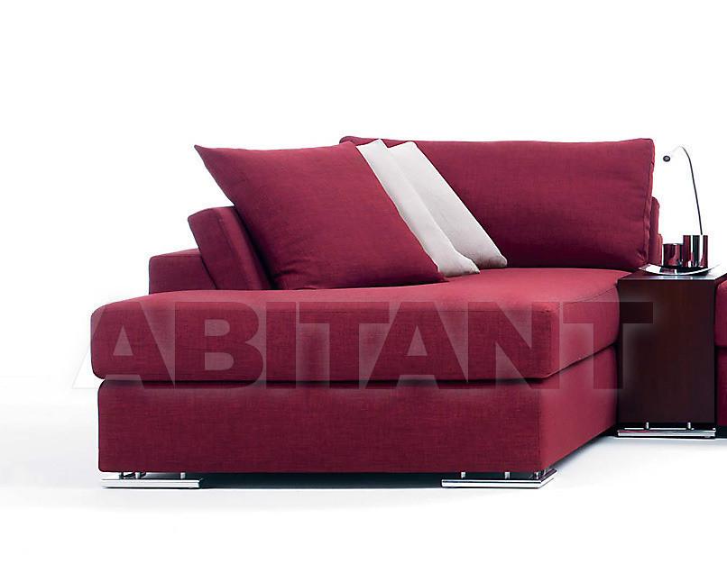 Купить Диван Biba Salotti srl Italian Design Evolution agadir Terminale angolare pouf cm 210 dx/sx.