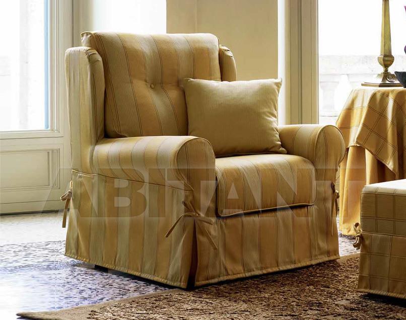 Купить Кресло Biba Salotti srl Classico farnese Poltrona cm 90