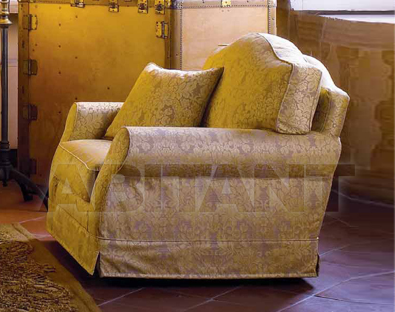 Купить Кресло Biba Salotti srl Classico morfeo Poltrona cm 98