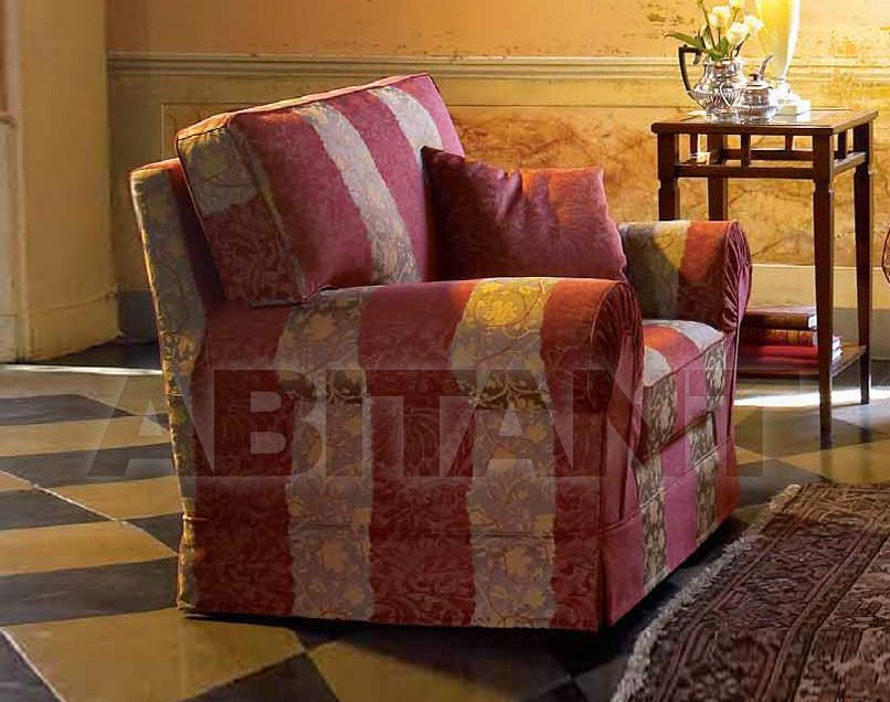 Купить Кресло Biba Salotti srl Classico don giovanni Poltrona cm 100
