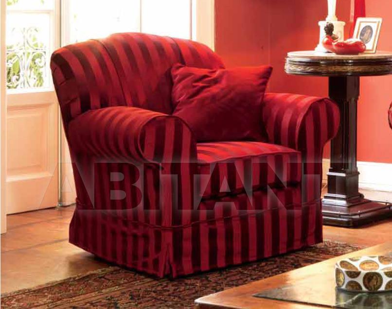 Купить Кресло Biba Salotti srl Classico desiderio Poltrona cm 102