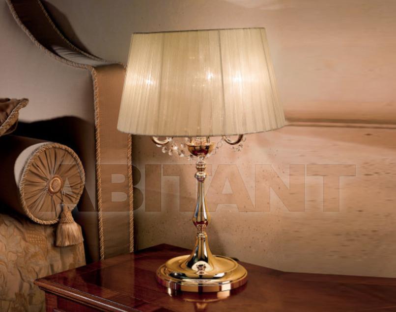 Купить Лампа настольная Effusioni di Luce Indice Alfabetico 5190.4031