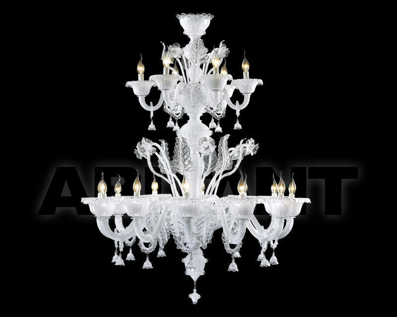Купить Люстра Arte di Murano Lighting Classic 7413 12+6