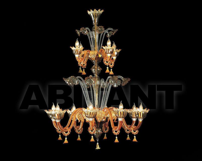 Купить Люстра Arte di Murano Lighting Classic 7434 8+4