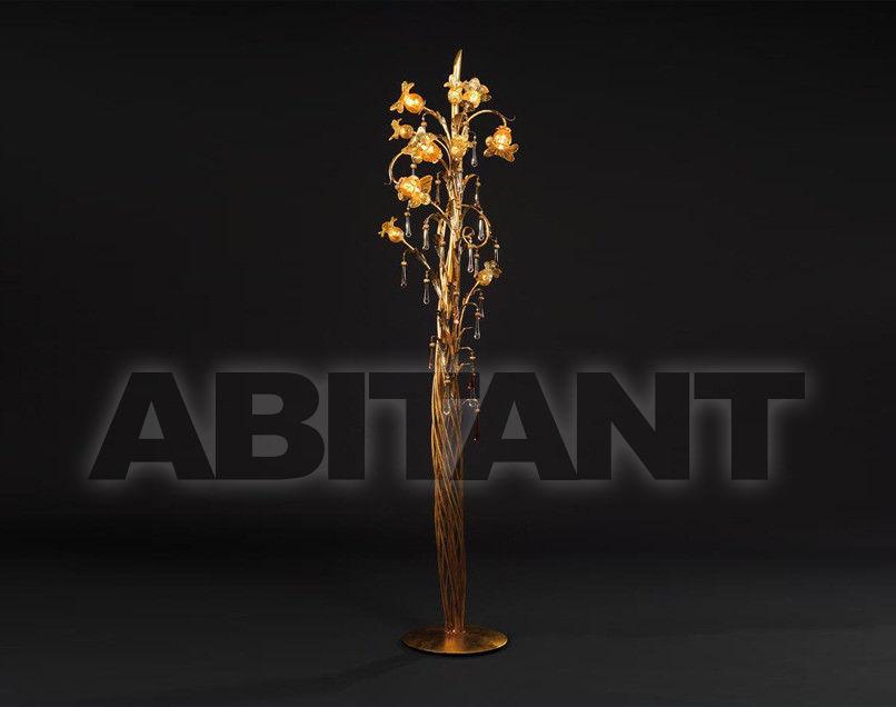 Купить Лампа напольная Nuova Montart Jacqueline 1342/5P+6