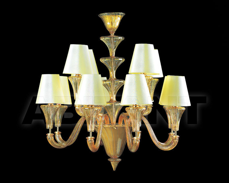 Купить Люстра Arte di Murano Lighting Classic 7556 8+4