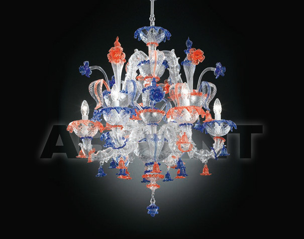 Купить Люстра Antica Murano Artistic Chandeliers 3300/6