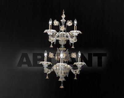 Купить Светильник настенный Antica Murano Artistic Chandeliers 3302/A3+2