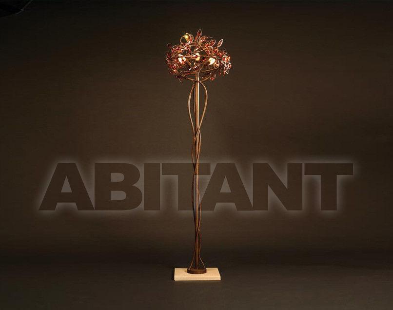 Купить Лампа напольная Nuova Montart Domus 1352/6P