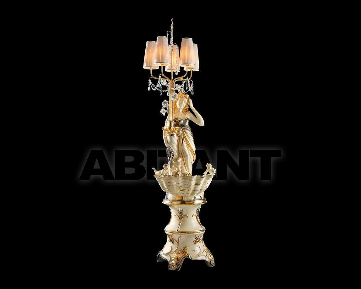 Купить Торшер Ceramiche Lorenzon  Fontane L.422/AVOPLF/5P
