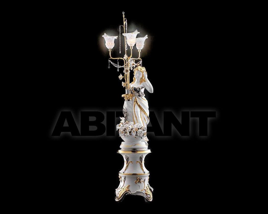 Купить Торшер Ceramiche Lorenzon  Figure L.422/FI/BOPL/VM