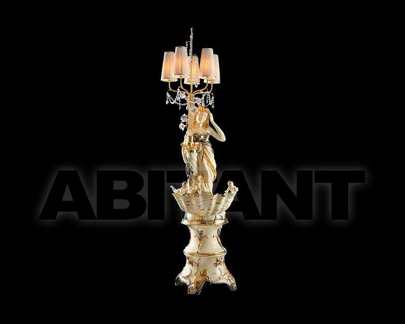 Купить Торшер Ceramiche Lorenzon  Figure L.422 /AVOPLF/5P