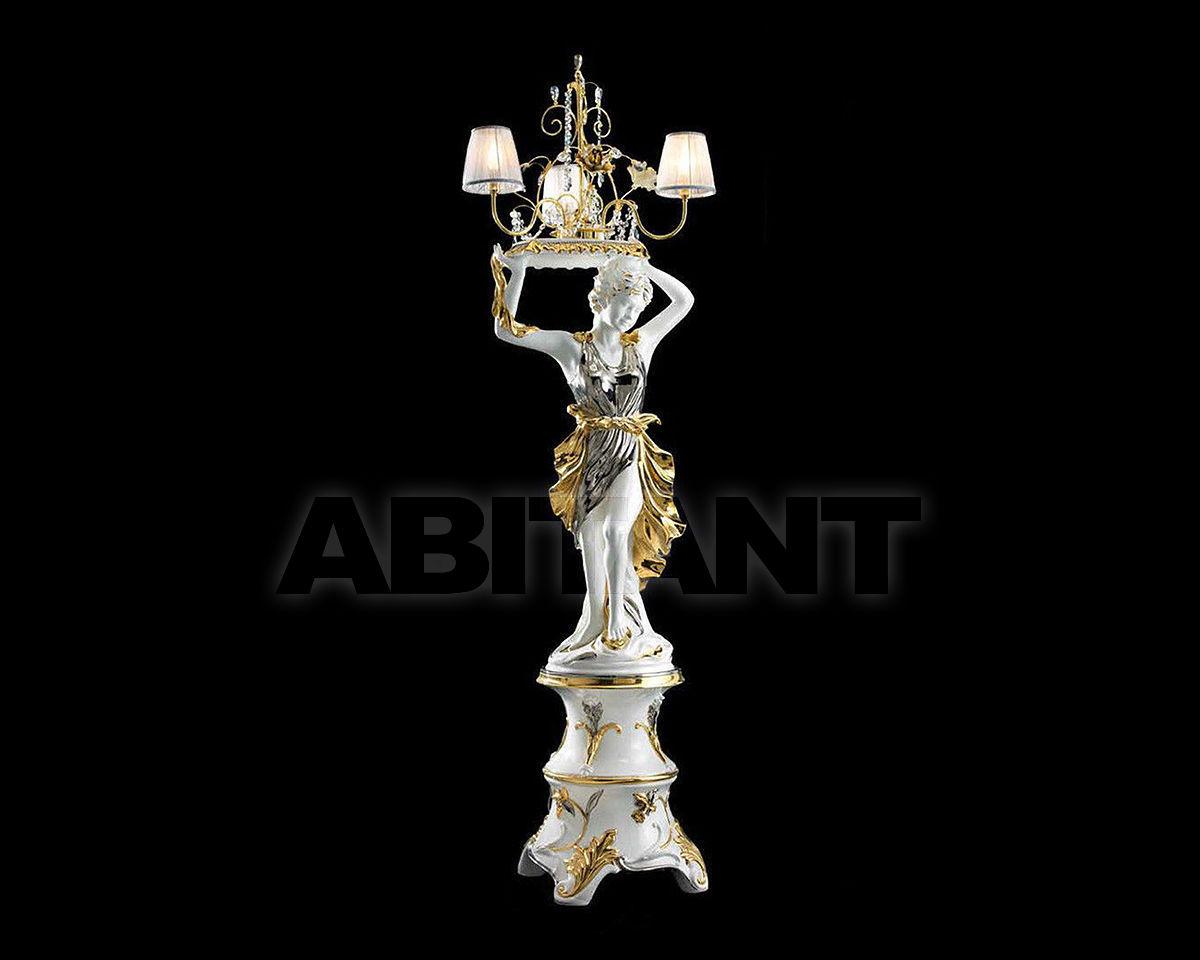 Купить Торшер Ceramiche Lorenzon  Figure L.426/BOPL/P