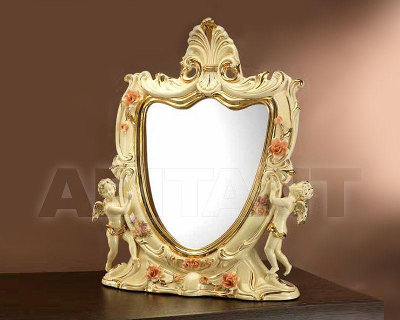 Купить Зеркало настольное Ceramiche Lorenzon  Complementi L.869/AVO
