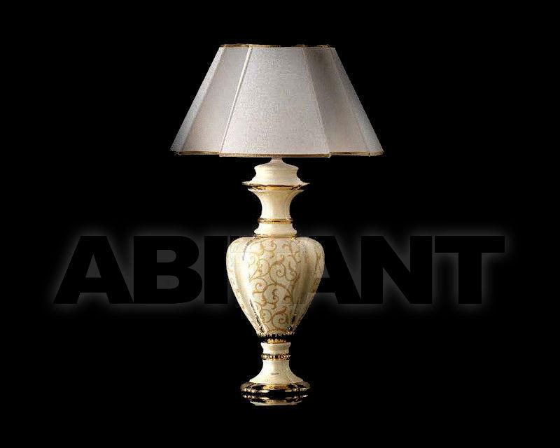 Купить Лампа настольная Ceramiche Lorenzon  Luce L.672/D/AVOL