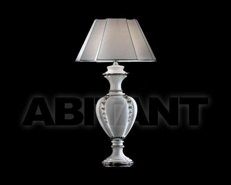 Купить Лампа настольная Ceramiche Lorenzon  Luce L.670/R/BPL