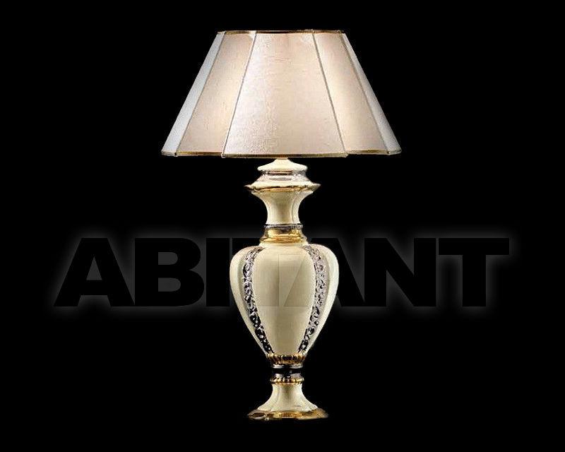 Купить Лампа настольная Ceramiche Lorenzon  Luce L.672/AVOPL