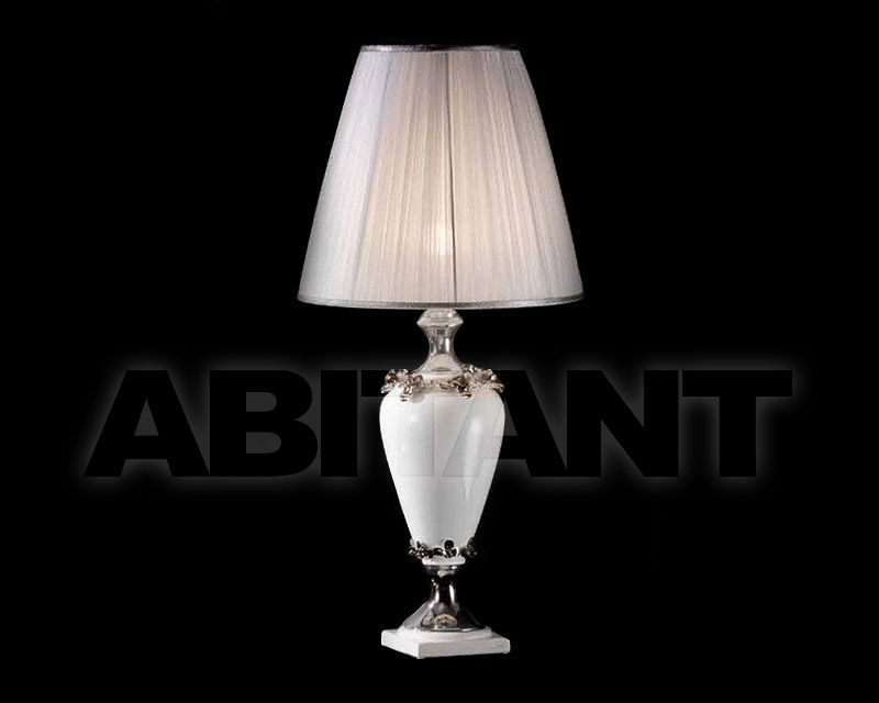 Купить Лампа настольная Ceramiche Lorenzon  Luce L.554/R/BPL