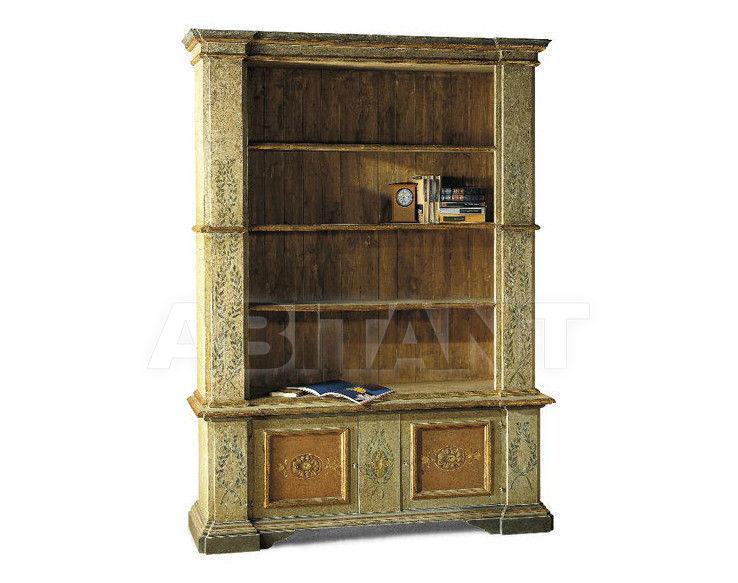 Купить Шкаф книжный Mobili di Castello Decorati md 6403