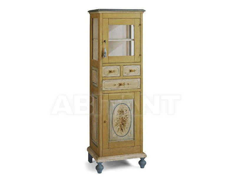Купить Витрина Mobili di Castello Decorati md 6613
