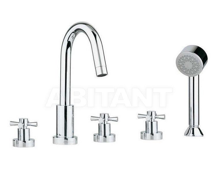 Купить Смеситель для ванны Rubinetterie Bandini Giob 6167400030