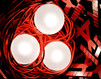 Лампа напольная Italamp Verde 2220/LM Лофт / Фьюжн / Винтаж / Ретро