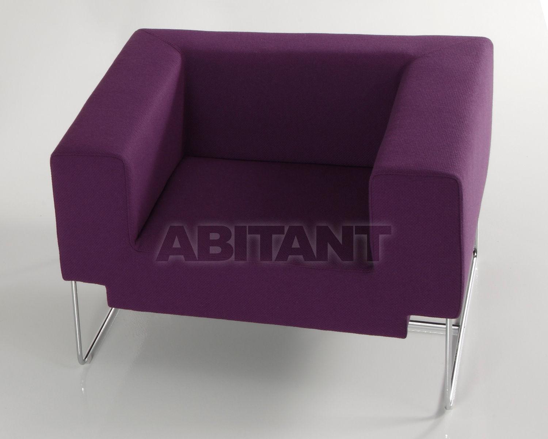 Купить Кресло Nosso Sancal Diseno, S.L. Sofa 246.11.K fiolet