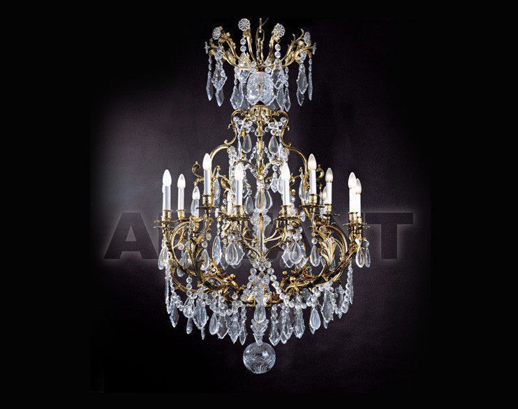 Купить Люстра Badari Lighting Candeliers With Crystals B4-22/15