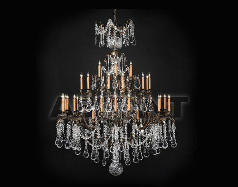 Купить Люстра Badari Lighting Candeliers With Crystals B4-38/42