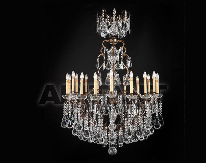 Купить Люстра Badari Lighting Candeliers With Crystals B4-660/18