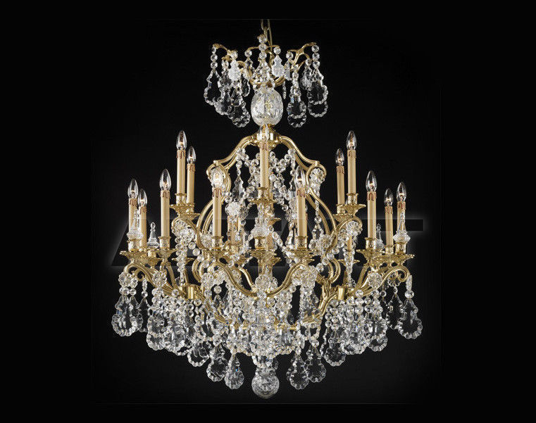 Купить Люстра Badari Lighting Candeliers With Crystals B4-900/24