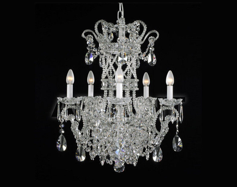 Купить Люстра Badari Lighting Candeliers With Crystals B4-43/5AF