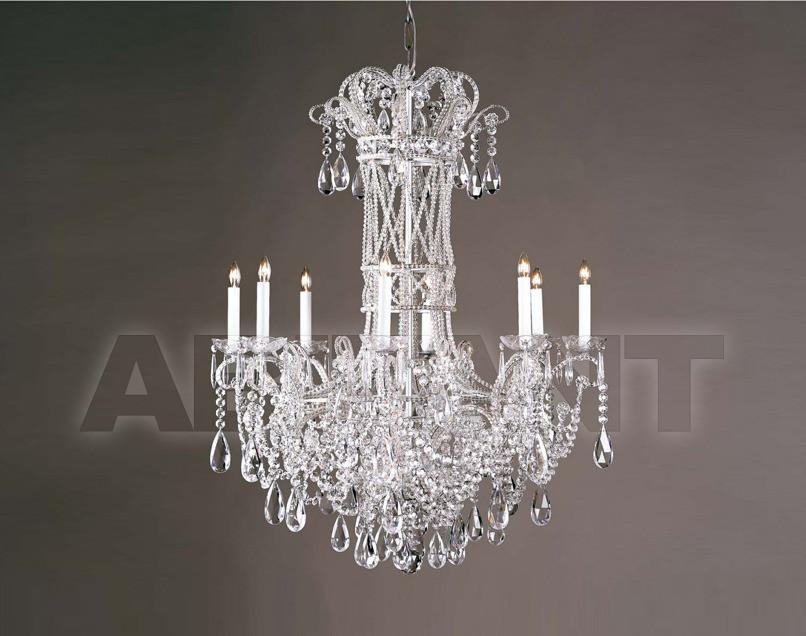 Купить Люстра Badari Lighting Candeliers With Crystals B4-43/8