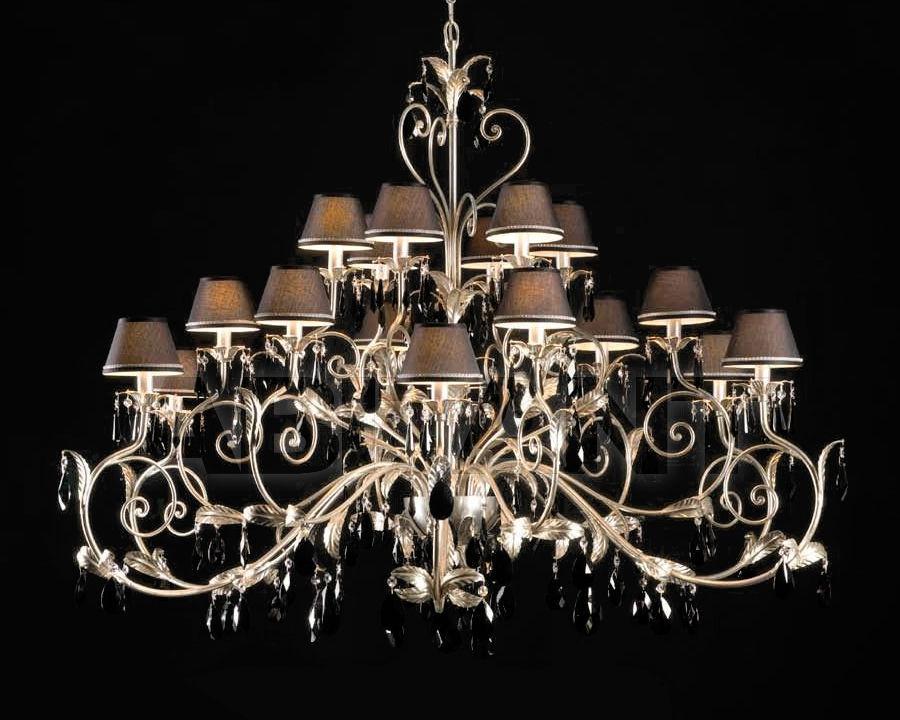 Купить Люстра Acqua Eurolampart srl Opera & Light 2763/18LA
