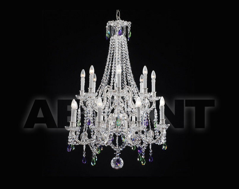 Купить Люстра Badari Lighting Candeliers With Crystals B4-784/16SW