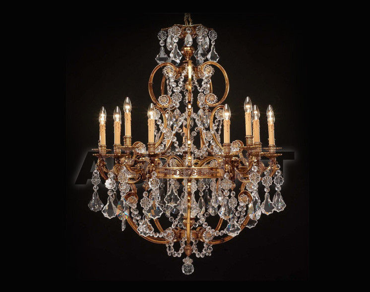 Купить Люстра Badari Lighting Candeliers With Crystals B4-443/15