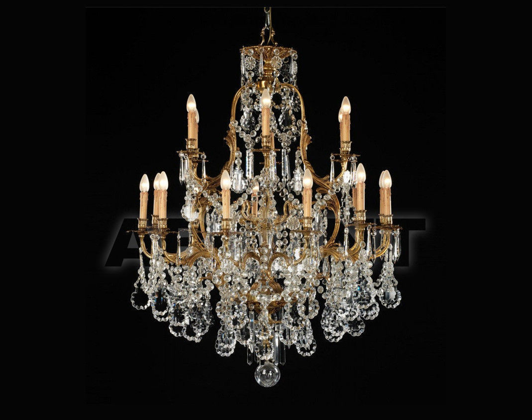 Купить Люстра Badari Lighting Candeliers With Crystals B4-25/18