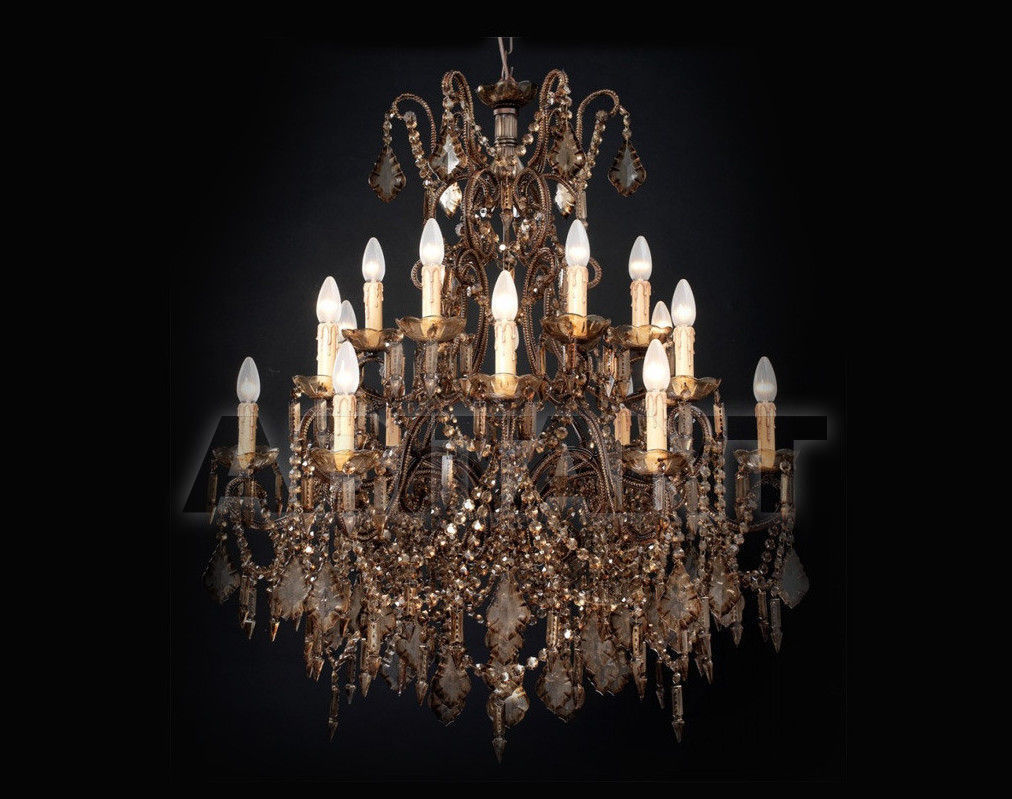Купить Люстра Badari Lighting Candeliers With Crystals B4-47/18