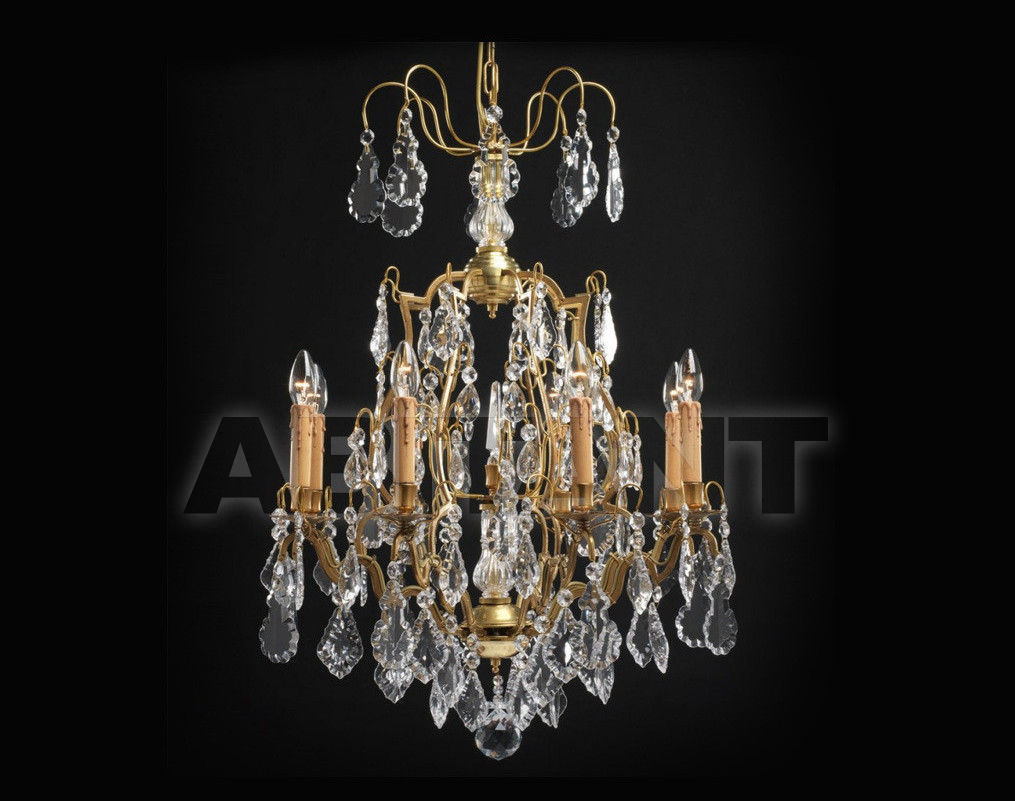 Купить Люстра Badari Lighting Candeliers With Crystals B4-15/8