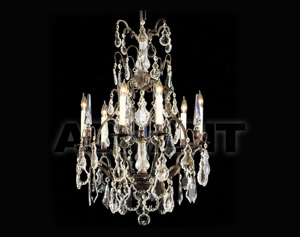Купить Люстра Badari Lighting Candeliers With Crystals B4-16/6