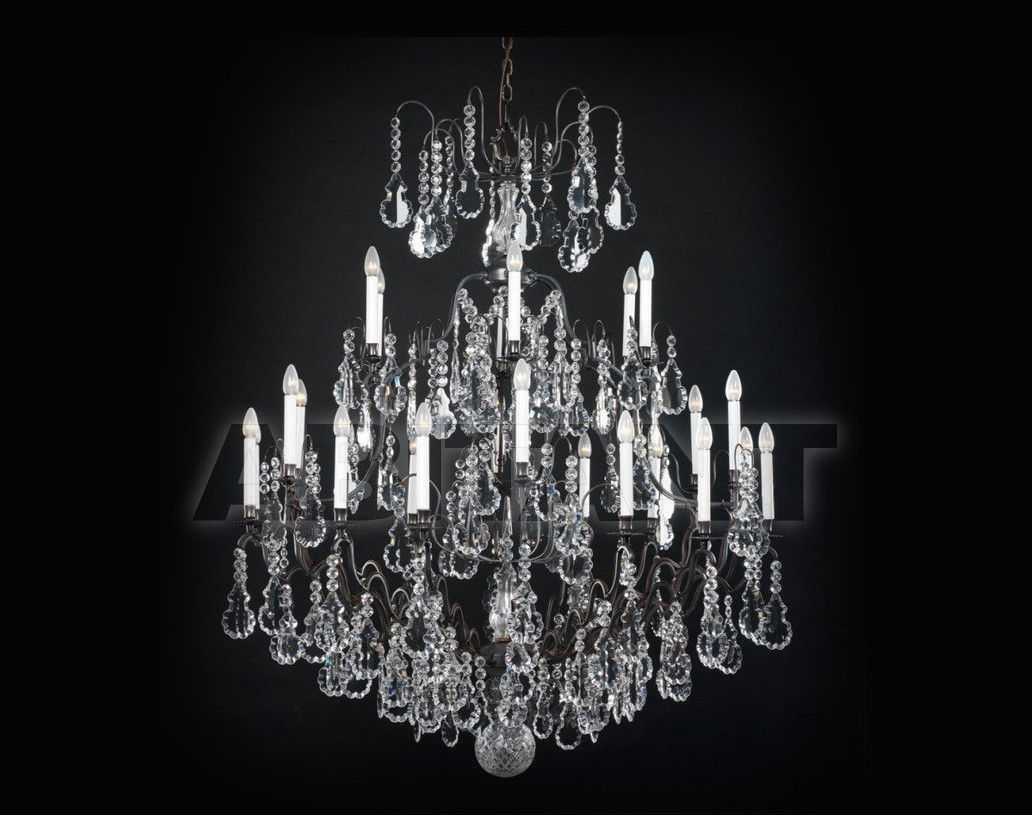 Купить Люстра Badari Lighting Candeliers With Crystals B4-681/24