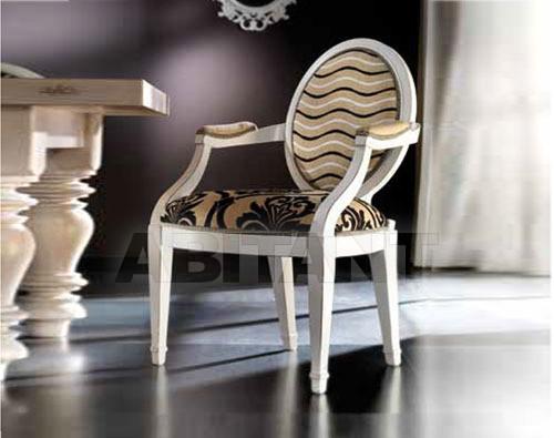 Купить Стул с подлокотниками Rossin & Braggion Abitare-nel-classico Art. 170
