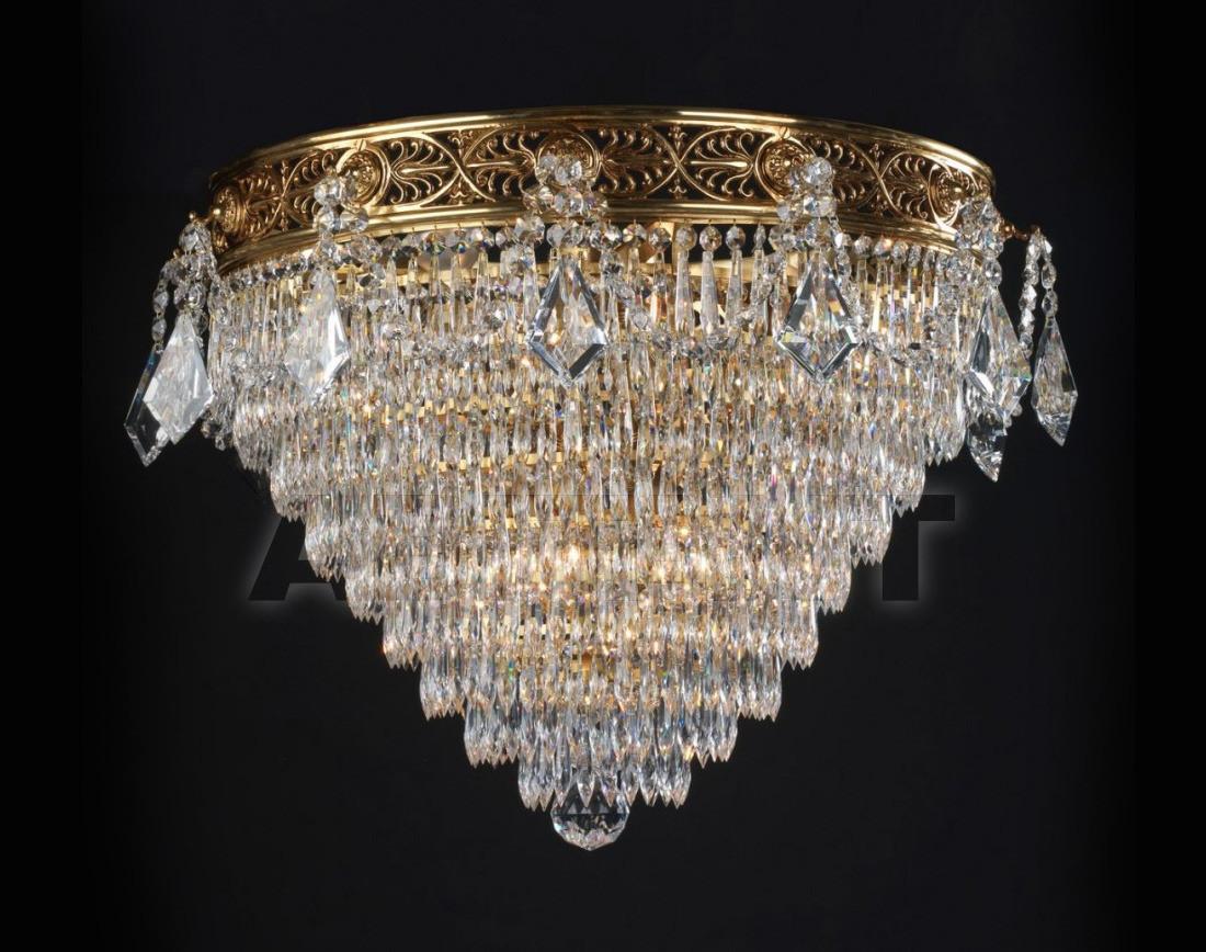 Купить Люстра Badari Lighting Candeliers With Crystals B4-708/10PL