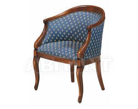 Купить Кресло Rossin & Braggion Abitare-nel-classico Art. 118 Poltroncina