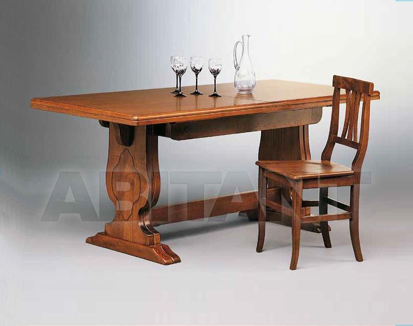 Купить Стол обеденный Rossin & Braggion Abitare-nel-classico Art. 40
