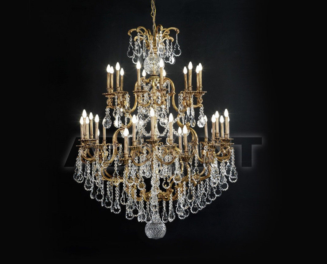 Купить Люстра Badari Lighting Candeliers With Crystals B4-66/36